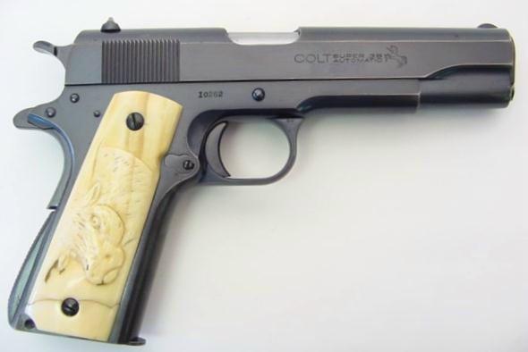 Пистолеты Colt-1911a1_1